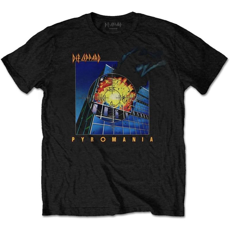 Tricou Def Leppard Pyromania