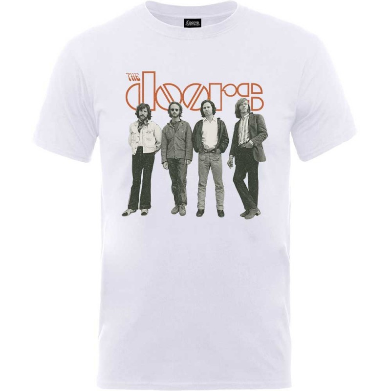 Tricou The Doors Band Standing