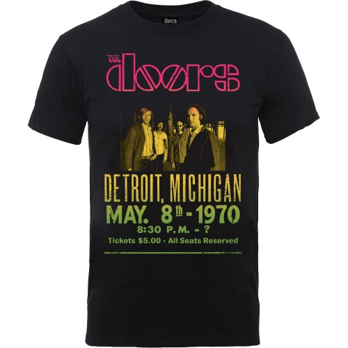 Tricou The Doors Gradient Show Poster