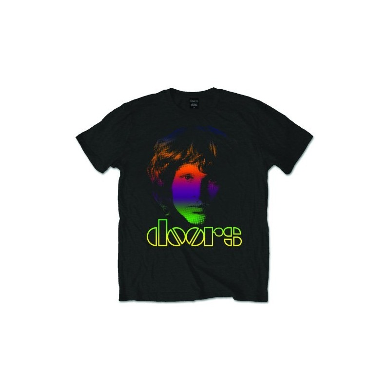 Tricou The Doors Morrison Gradient