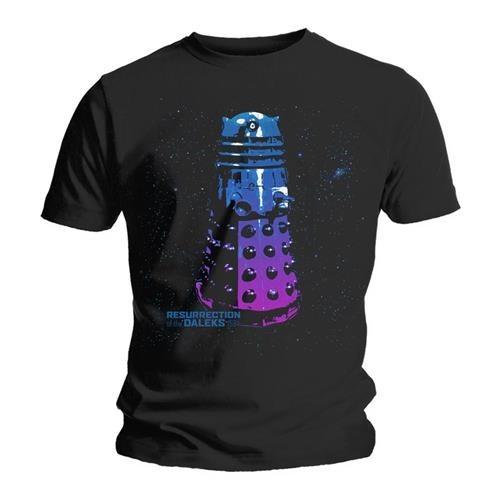 Tricou Dr Who Dalek