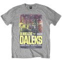 Tricou Dr Who Daleks