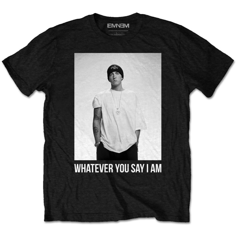 Tricou Eminem Whatever