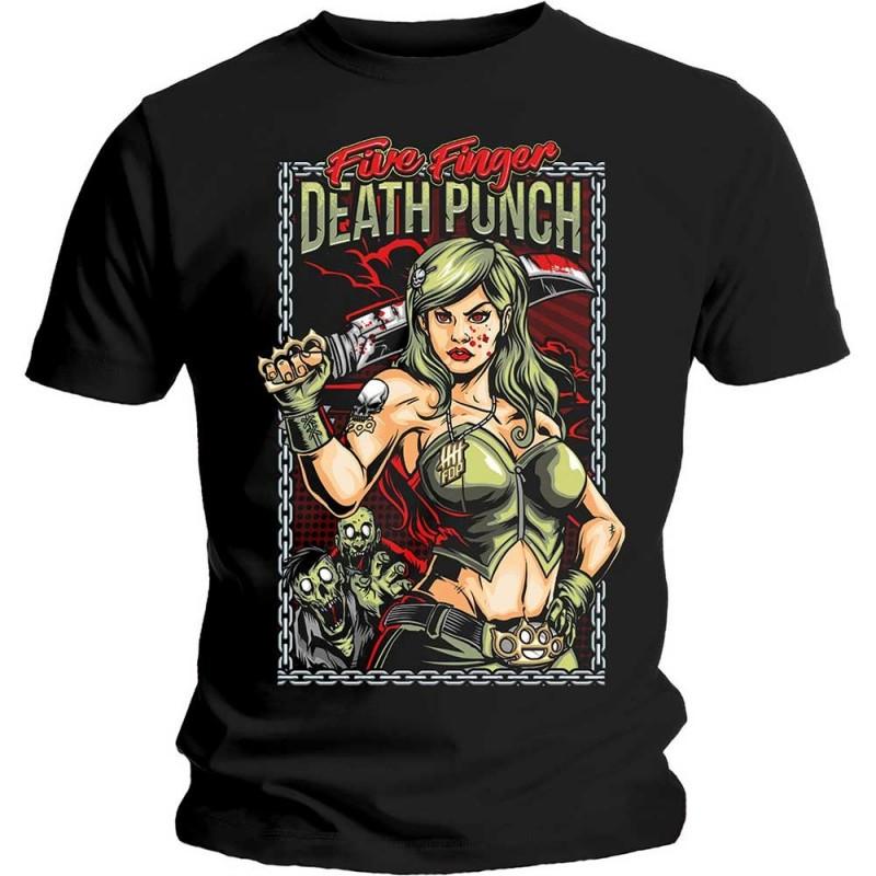 Tricou Five Finger Death Punch Assassin