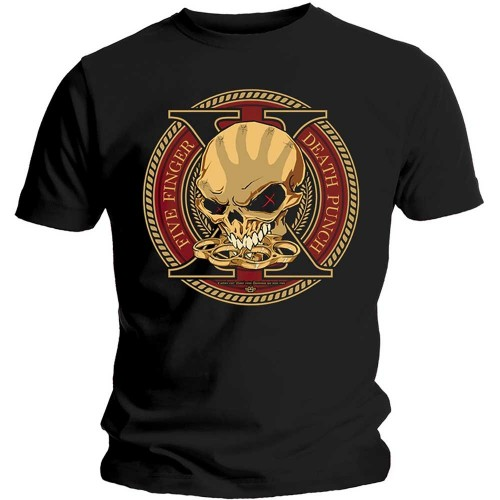 Tricou Five Finger Death Punch Decade of Destruction
