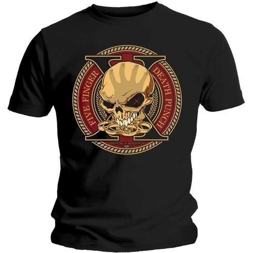 Tricou Five Finger Death Punch Decade of Destruction