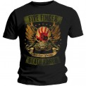 Tricou Five Finger Death Punch Locked & Loaded
