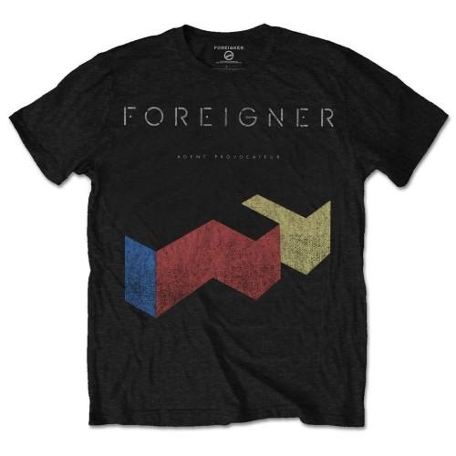 Tricou Foreigner Vintage Agent Provocateur