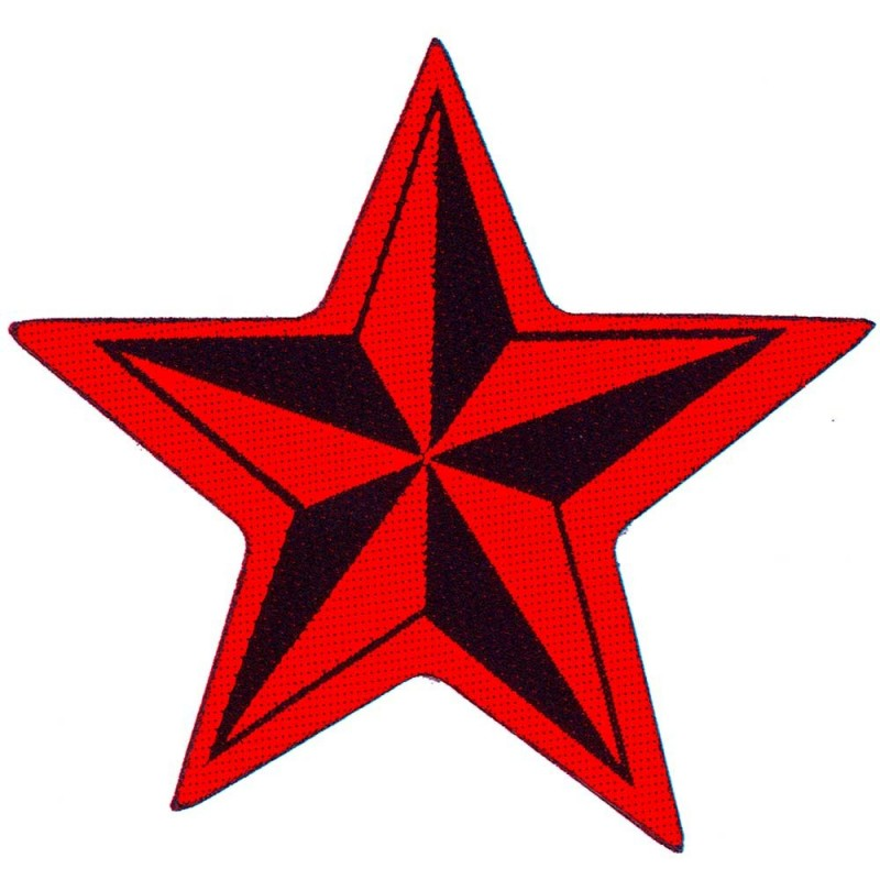 Patch Generic Nautical Star