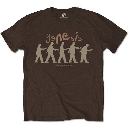 Tricou Genesis The Way We Walk