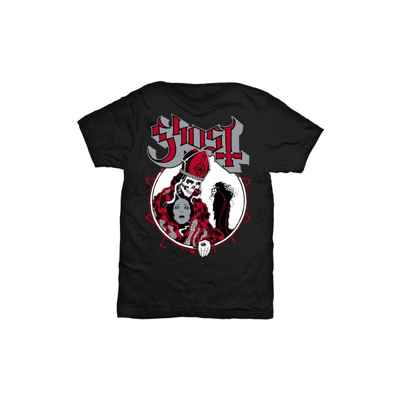 Tricou Ghost Hi-Red Possession