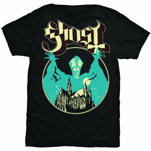 Tricou Ghost Opus