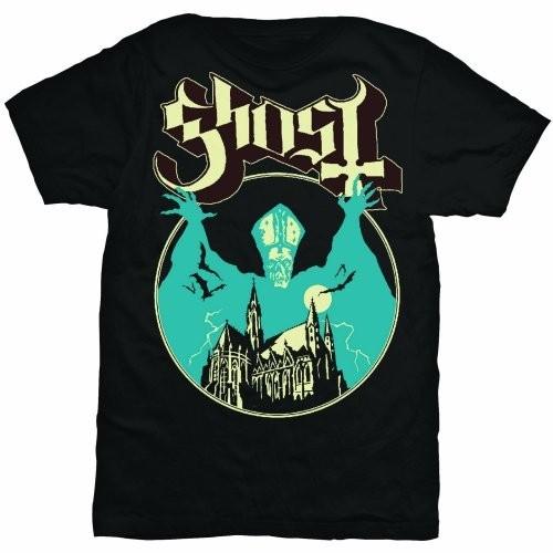 Tricou Ghost Opus