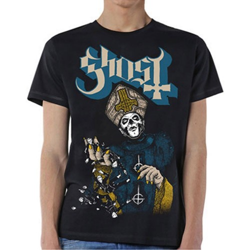 Tricou Ghost Papa of the World