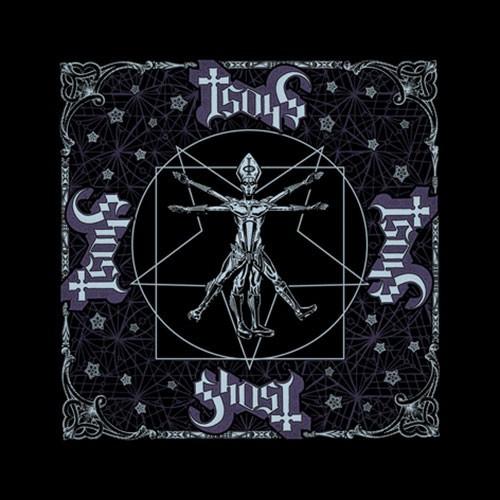Bandană Ghost Vitruvian Ghost