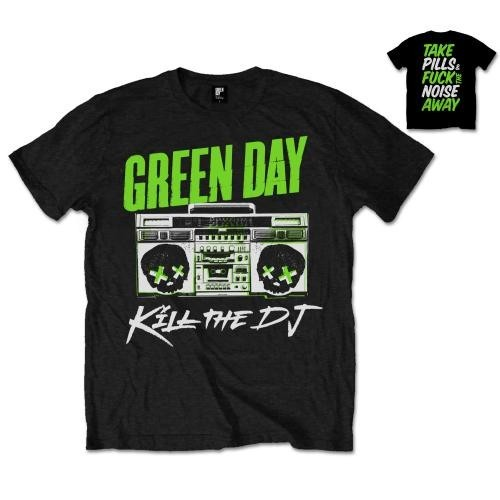 Tricou Green Day Kill the DJ