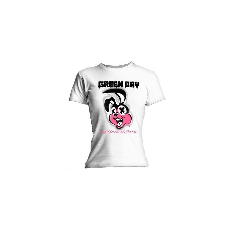 Tricou Damă Green Day Road Kill