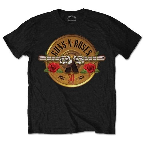 Tricou Guns N' Roses 30th Photo