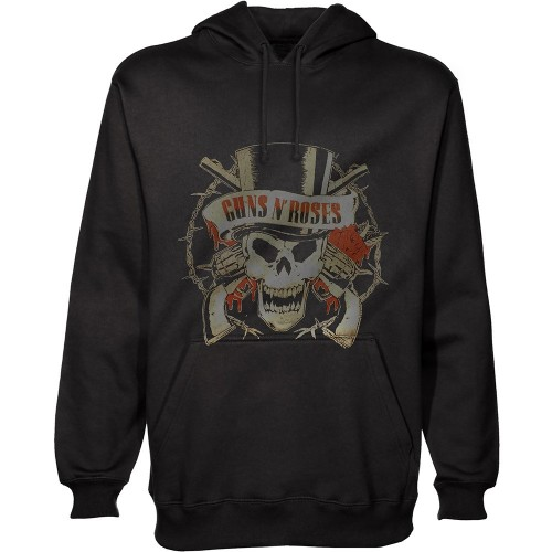 Hanorac Guns N' Roses Distressed Skull