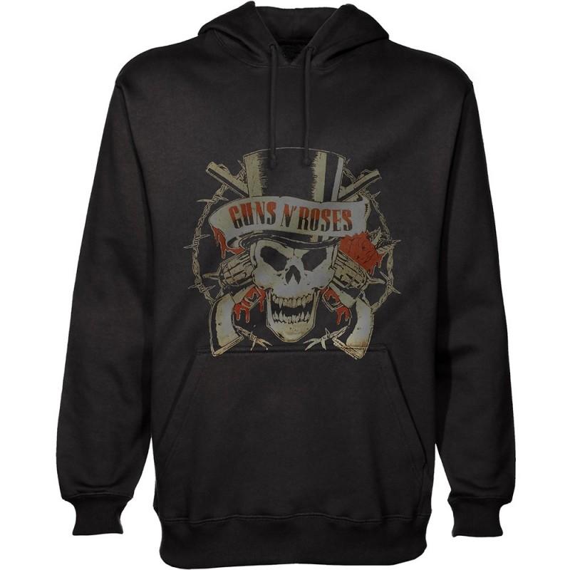 Hanorac Guns N' Roses Distressed Skull