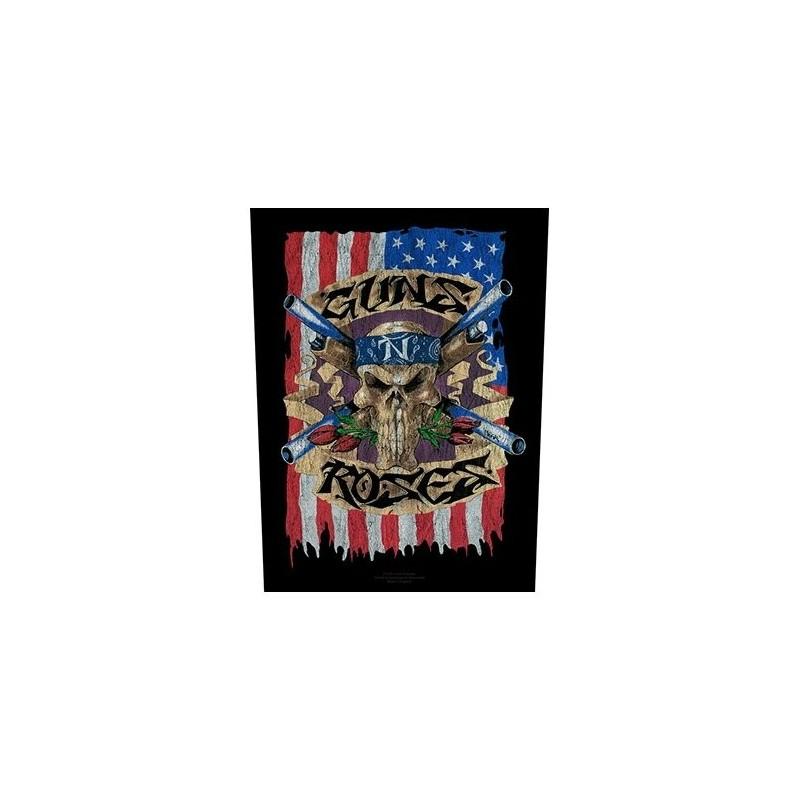 Back Patch Guns N' Roses Flag