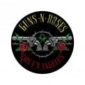 Back Patch Guns N' Roses Los F'N Angeles