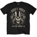 Tricou Guns N' Roses Top Hat