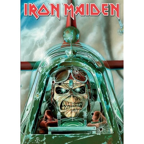 Carte Poștală Iron Maiden Aces High