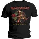 Tricou Iron Maiden Book of Souls Eddie Circle