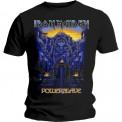 Tricou Iron Maiden Dark Ink Powerslaves