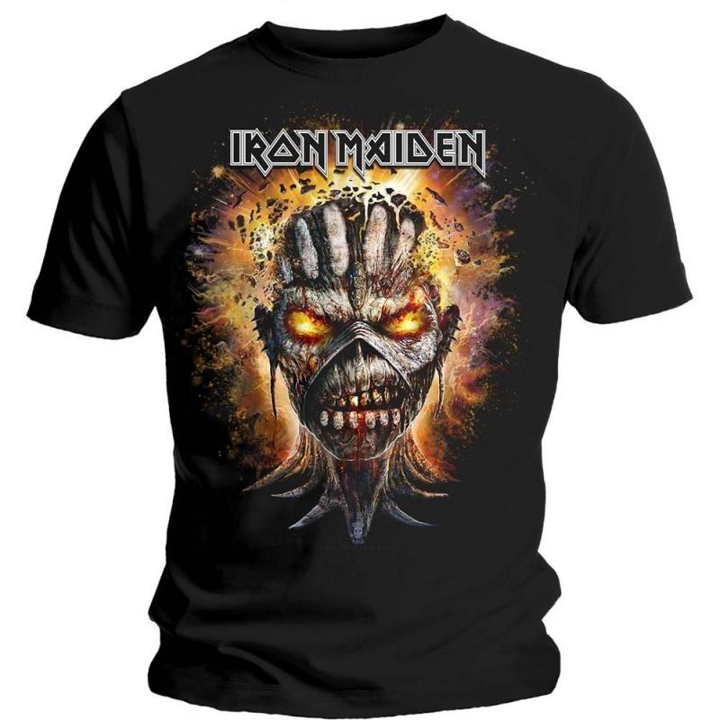 Tricou Iron Maiden Eddie Exploding Head