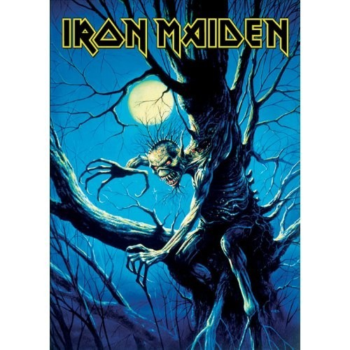 Carte Poștală Iron Maiden Fear of the Dark