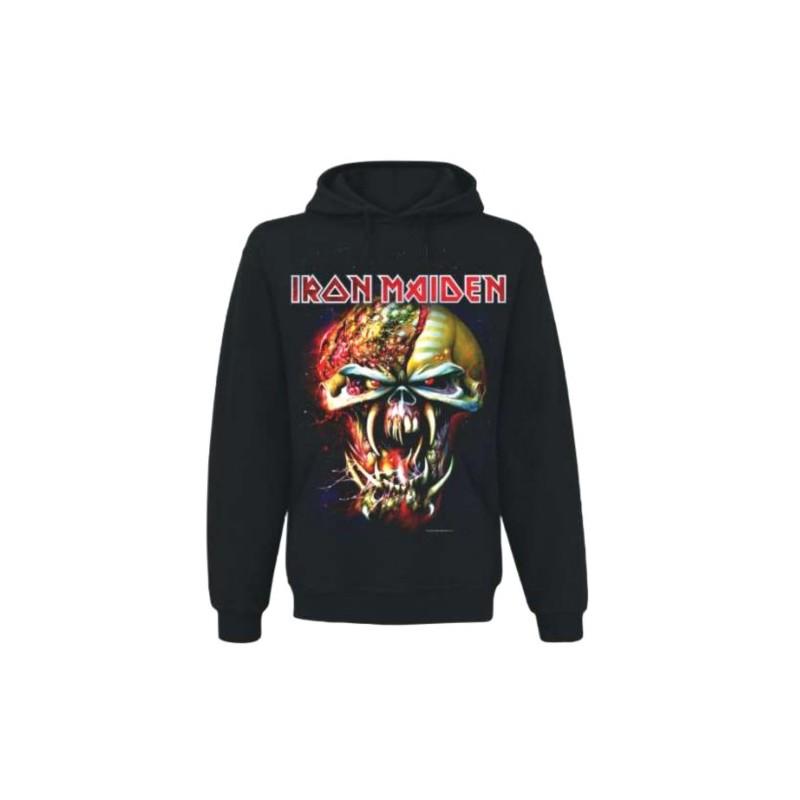 Hanorac Iron Maiden Final Frontier Big Head