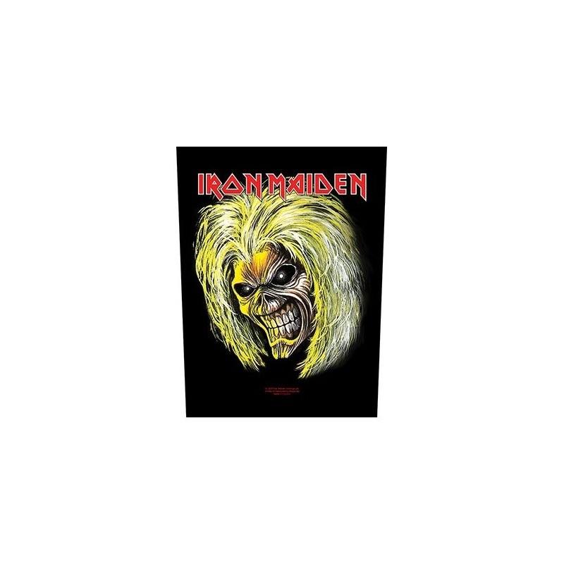 Back Patch Iron Maiden Killers / Eddie