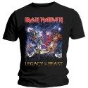 Tricou Iron Maiden Legacy of the Beast