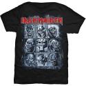 Tricou Iron Maiden Nine Eddies