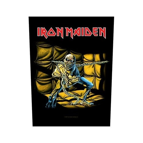 Back Patch Iron Maiden Piece Of Mind