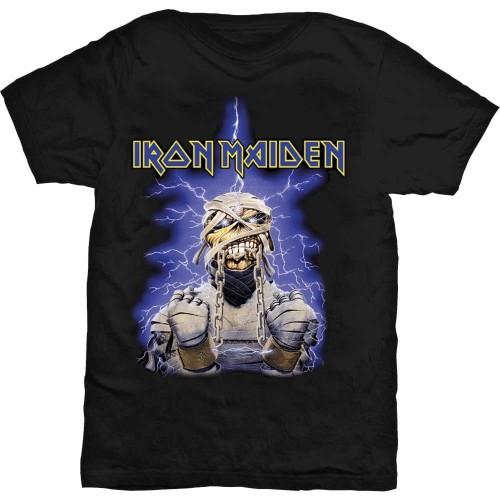 Tricou Iron Maiden Powerslave Mummy