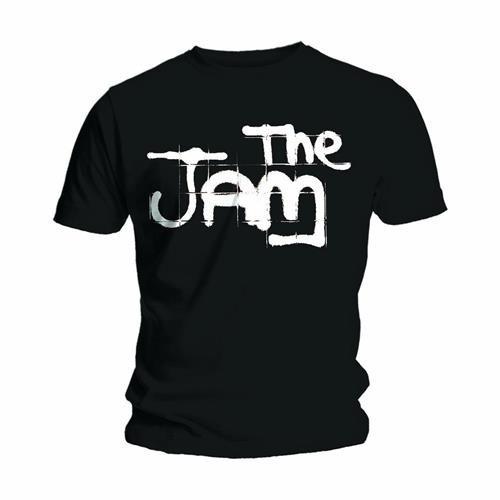 Tricou The Jam Spray Logo Black