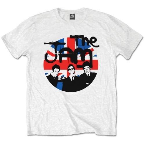 Tricou The Jam Union Jack Circle