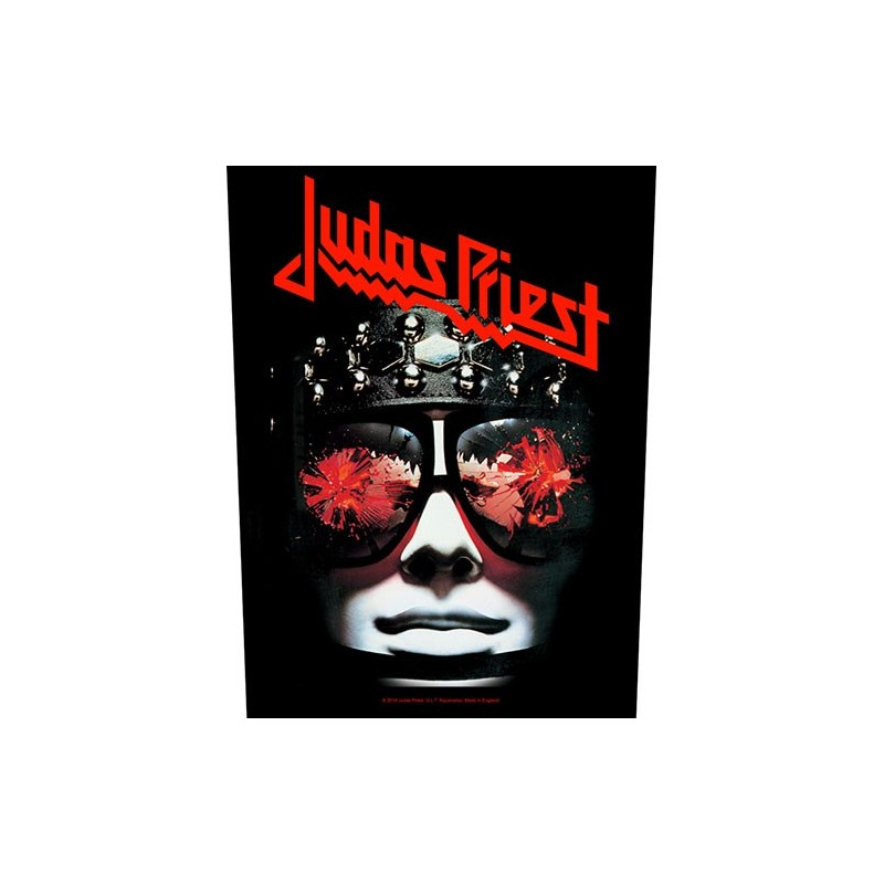 Back Patch Judas Priest Hell Bent for Leather