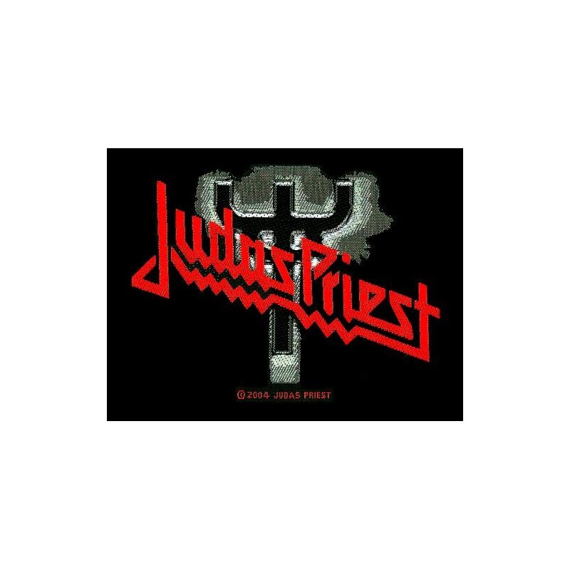 Patch Judas Priest Logo/Fork