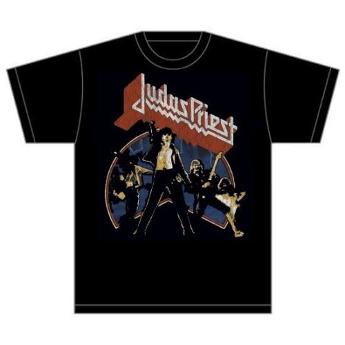 Tricou Judas Priest Unleashed Version 2