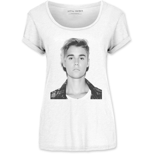 Tricou Damă Justin Bieber Love Yourself