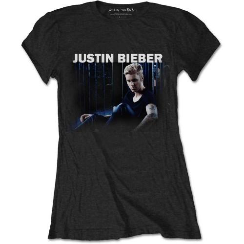 Tricou Damă Justin Bieber Mirror