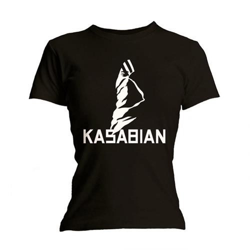 Tricou Damă Kasabian Ultra Black