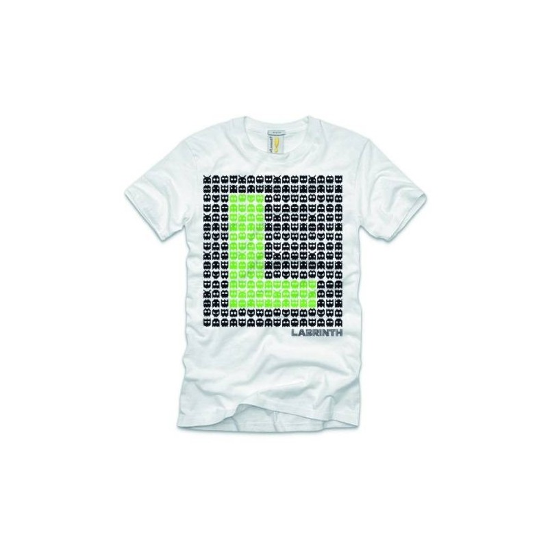 Tricou Labrinth Space Invaders