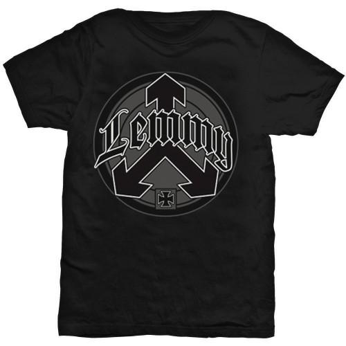 Tricou Lemmy Arrow Logo