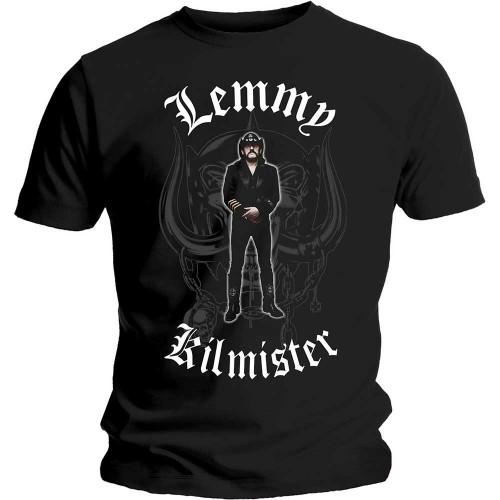 Tricou Lemmy Memorial Statue