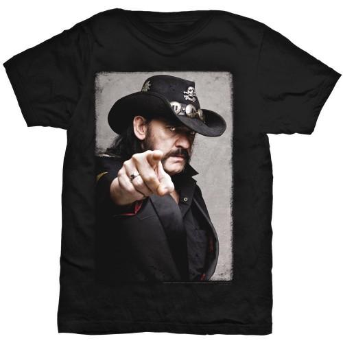 Tricou Lemmy Pointing Photo